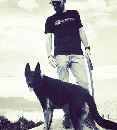 A photo of Eric Singleton