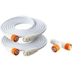 PHOTO•LOC Control Cable Kit, 0-10V (White)