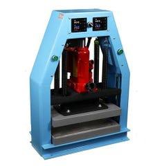 Bubble Magic 8''x16'' Hydraulic/Pneumatic Heat Press 12 Ton