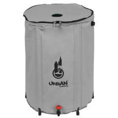 Urban Oasis Collapsible Water Storage Barrel 59 Gallon