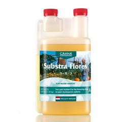 CANNA Substra Flores A 1L - soft water