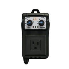 LTL SPEED Analog fan speed controls single outlet