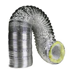 8''x25' Insulated Ducting