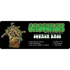 """Sasquash 2.25"""" x 4"""" Squash Bags (100 Pack)"""