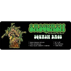 """Sasquash 3"""" X 8"""" Squash Bags (100 Pack)"""