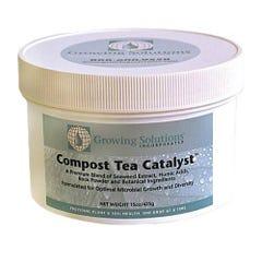 Growing Solutions Compost Tea Catalyst  15 oz