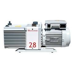 Across Int'l Edwards E2M28 21 CFM Dual-Stage High Capacity Vacuum Pump