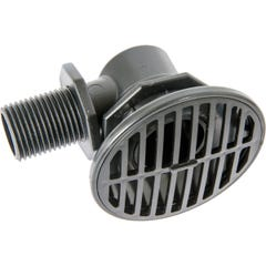 "Active Aqua Bottom Draw Pump Adapter, AAPW250/AAPW400, 1/2"" inlet thread"