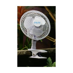 "Active Air 6"" Clip Fan, 15W"