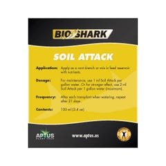 Aptus Soil Attack, 250 ml