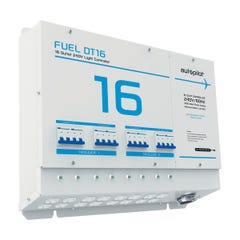 FUEL DT16 Light Controller, 16 Outlet, 240V with Dual Triggers