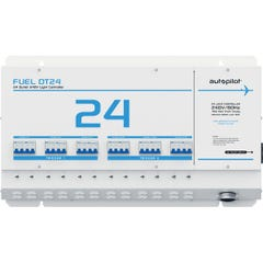 FUEL DT24 Light Controller, 24 Outlet, 240V with Dual Triggers