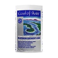 Coast of Maine Stonington Blend Organic Growers Mix, 1.5 cu ft
