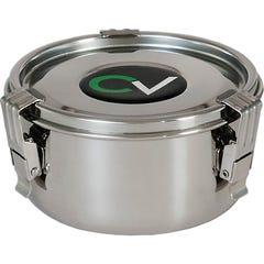 "CVault Medium Humidity Curing Storage Container, 4"" x 2.25"""