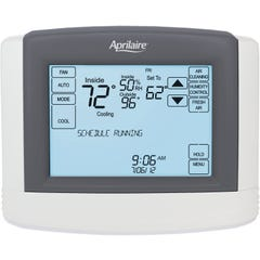 Anden by Aprilaire Touchscreen Wi-Fi Automation Thermostat IAQ Solution