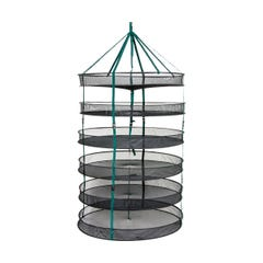 STACK!T Drying Rack w/Clips, 3 ft - Now With Center Support Strap