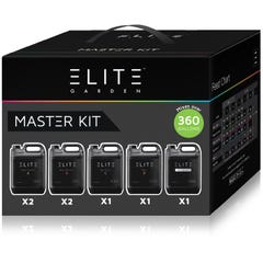 Elite Garden Nutrients Master Kit - A Hydrofarm Exclusive!