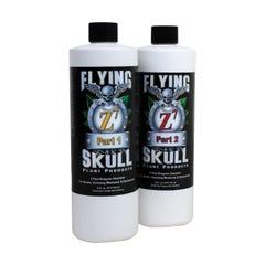 Flying Skull Z7 Enzyme Cleanser, 16 oz (part 1 & 2)