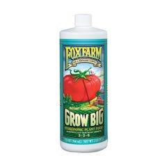 FoxFarm Grow Big Hydro® Liquid Concentate, 1 qt