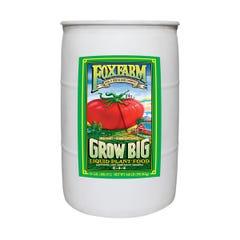 FoxFarm Grow Big® Liquid Concentrate, 55 gal