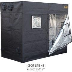 LITE LINE Gorilla Grow Tent, 4' x 8' (No Extension Kit)