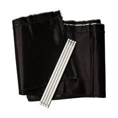 1' Extension Kit for 8' x 8' Gorilla Grow Tent