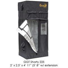 "SHORTY Gorilla Grow Tent, 2' x 2.5', w/9"" Extension Kit"