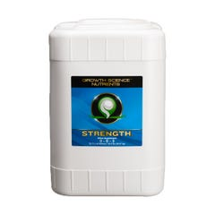 Growth Science Nutrients Strength, 6 gal