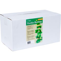 "Trellis Netting 6"" Mesh, non-woven, 4' x 328'"