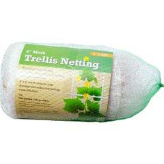 "Trellis Netting 6"" Mesh, non-woven, 6' x 328'"
