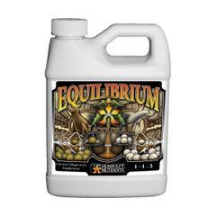 Humboldt Nutrients Equilibrium Natural, 1 qt