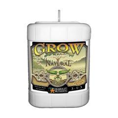 Humboldt Nutrients Grow Natural, 15 gal