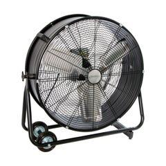 """JETFAN Adjustable Tilt Drum Fan, 24"""""""
