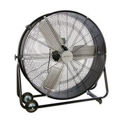 """JETFAN Adjustable Tilt Drum Fan, 30"""""""