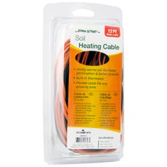 Jump Start Soil Heating Cable, 12'