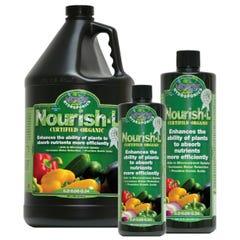 Microbe Life Nourish-L (Certified Organic), 1 qt