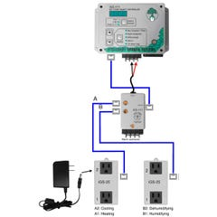 IGS-111 RH/Temp Smart Control