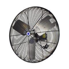 "Schaefer 20"" Oscillating Fan Head with OSHA Guards - Black"