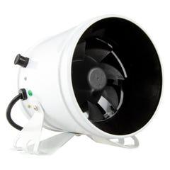 """JETFAN Mixed-Flow Digital Fan, 6"""", 350 CFM"""