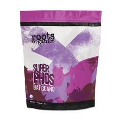Roots Organics Super Phos Bat Guano, 20 lbs