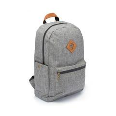 Revelry Supply The Escort Backpack, Crosshatch Grey