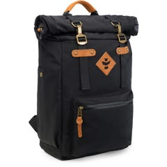 Revelry Supply The Drifter Rolltop Backpack, Black