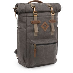 Revelry Supply The Drifter Rolltop Backpack, Ash