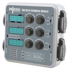 Titan Controls Spartan Series Basic Digital Environmental Controller (Temperature, CO2 Timer and Humidity)