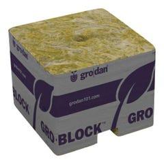 Grodan PRO Starter Mini-Blocks 1.5 in Unwrapped (150/Cs)