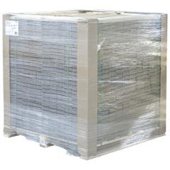 Grodan (PRO) Delta 10, large 4Inches loose on pallet, 4x4x4, w/ holes, no box (1,584)
