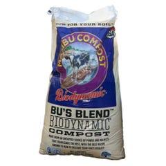 Bu's Blend Biodynamic Compost 1 cu ft (50/Plt)