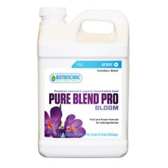 Botanicare Pure Blend Pro Bloom 2.5 Gallon (2/Cs)
