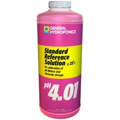 GH pH 4.01 Calibration Solution Quart (12/Cs)