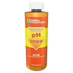 GH pH Down 8 oz (12/Cs)